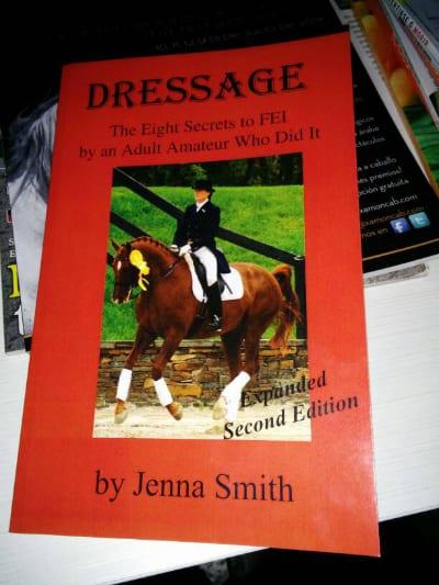 Libro Dressage: Eight Secrets to FEI