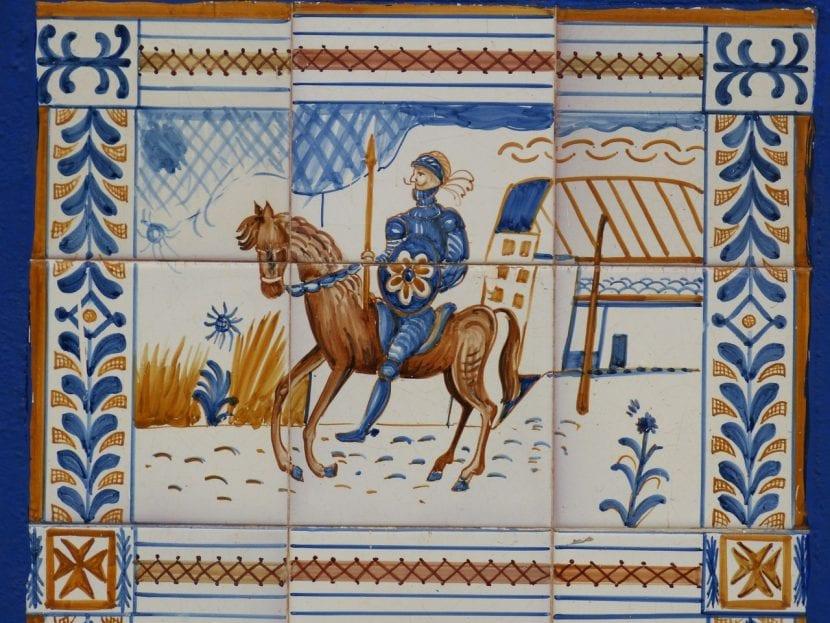 Rocinante, el caballo de Don Quijote