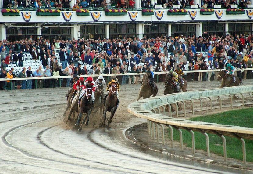 Vista del Breeders Cup Classic