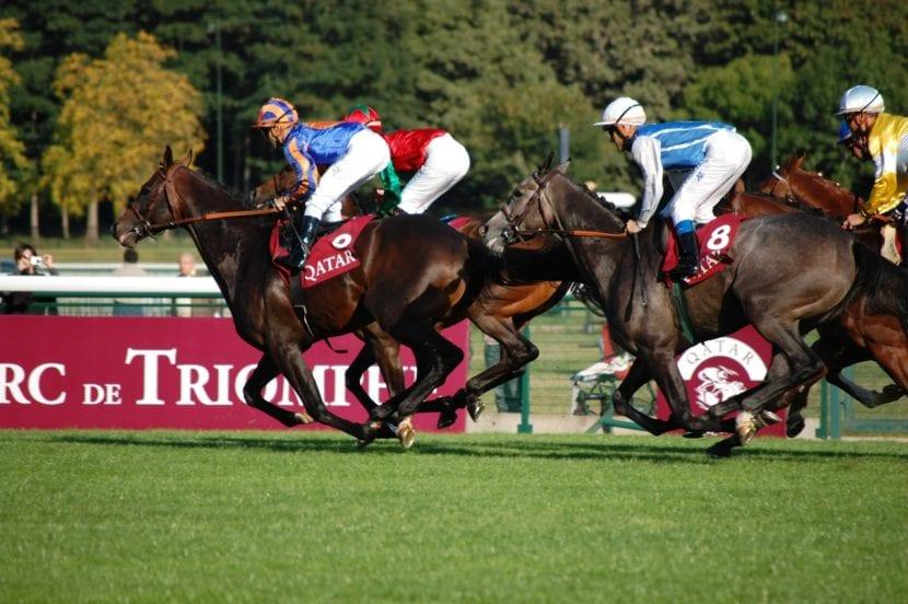 El hipódromo de Longchamp es uno de los más importantes