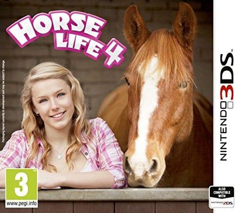 Portada de Horse life 4