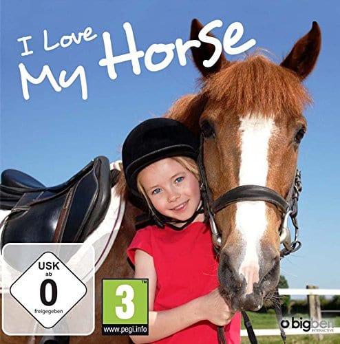 Portada de i love my horse